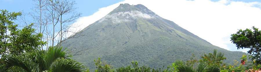 Arenal Super Combo: Hanging Bridges, Waterfall, Arenal Volcano & Hiking Tour