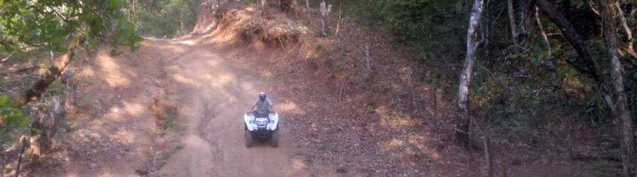 Conchal & Pirates Bay ATV Tour