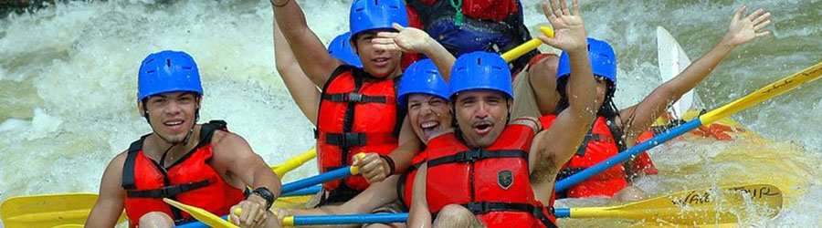 Costa Rica Chocolate Tour and Balsa River Rafting