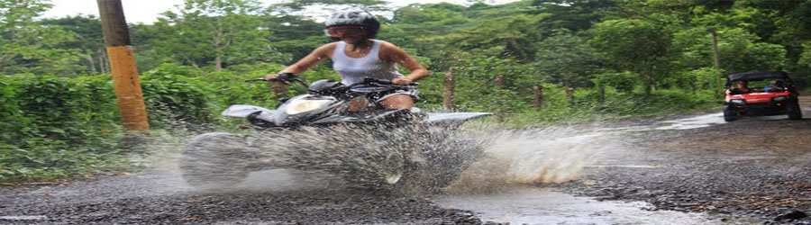 Jaco ATV Tour Express