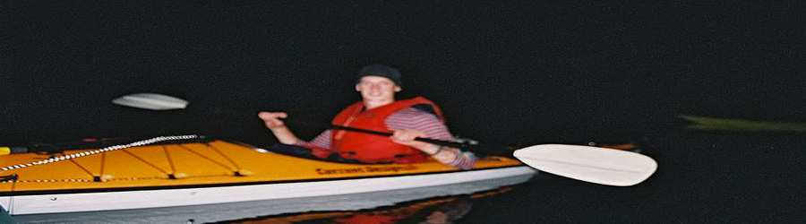 Kayak Damas Island Mangroves at Night Tour
