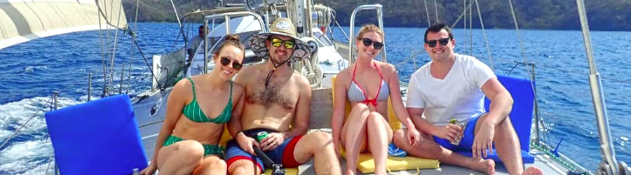 Kuna Vela Sailing and Snorkel Tour
