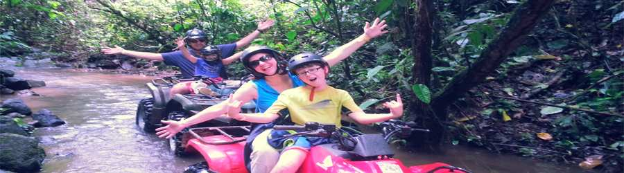 La Guaria Farm ATV Tour