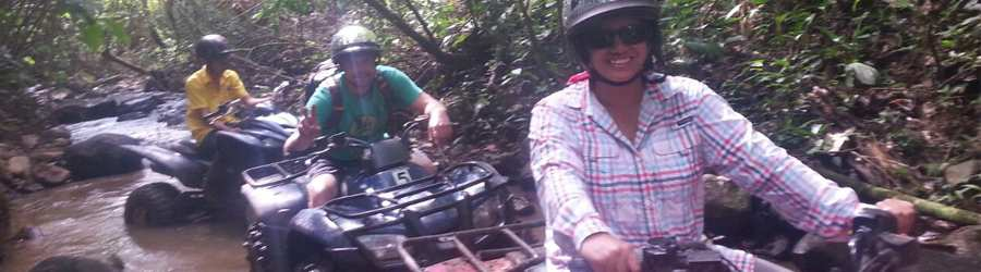 La Guaria Farm & River ATV Tour