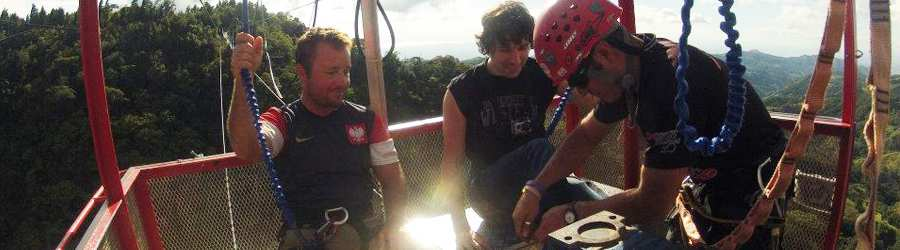 Monteverde Bungee Jump Extreme