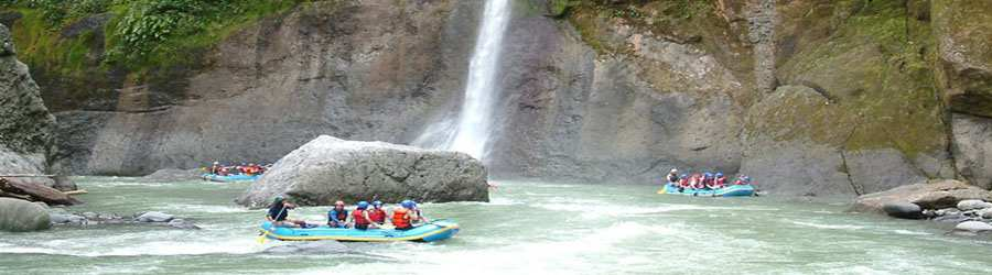 Pacuare River Rafting, Hike & Indigenous Visit 3 Day Tour