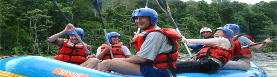 Rafting Pacuare Class III/IV Overnight Rainforest Excursion