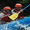 Whitewater Rafting the Savegre River Class II & III