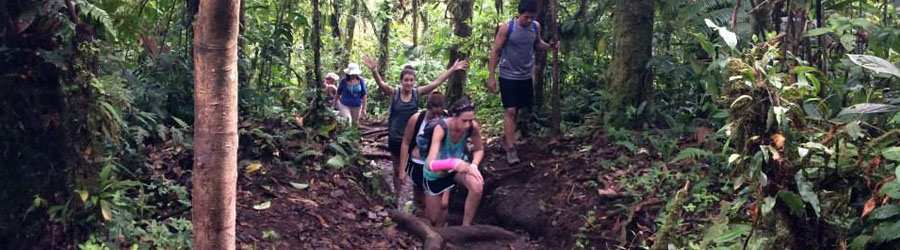 Chato & Arenal: Two Volcano Extreme Hike