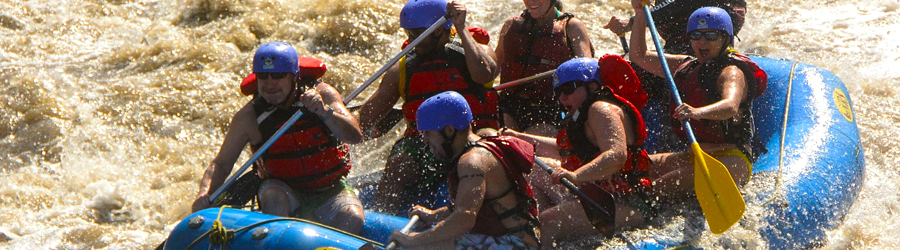 Balsa River White Water River Tubing Costa Rica