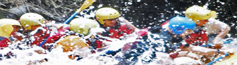 Whitewater Rafting the Savegre River (Class II/III)