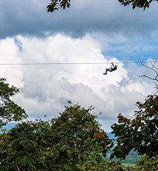 Arenal Sky Tram, Sky Trek, and Sky Walk