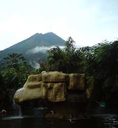 Arenal Volcano and Hot Springs Tour Combo