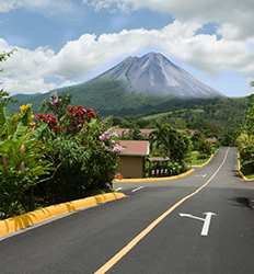 Arenal Volcano One Day Escape + Hot Springs Tour