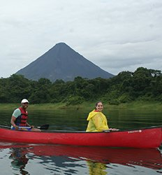 Canoe Lake Arenal