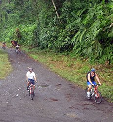 El Castillo Bike Tour Around Arenal