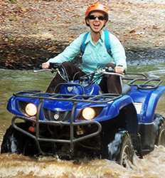 Gulf of Papagayo ATV Tour