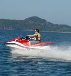 Gulf of Papagayo Jet Ski Tour