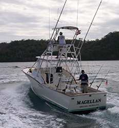 Maguellan 32 ft Game Fisherman 5 Passengers