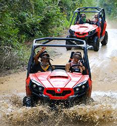 Off Road Buggy + Tarcoles Crocodile Tour Costa Rica
