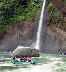 Pacuare River Rafting, Hike, & Indigenous Visit 3 Day Tour