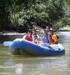 Raft Safari Float + Don Pedro Farm