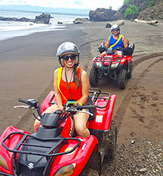 Rainforest & Rivers ATV Adventure + Tarcoles Crocodile Tour Costa Rica