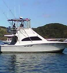 Ryan Lindy 36 ft Luhrs 6 Passengers