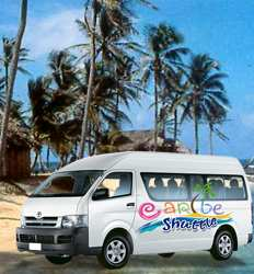 San Jose to Puerto Viejo Shuttle
