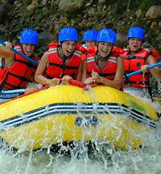 Sarapiqui River White Water Rafting Class III & IV