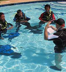 Tamarindo Discover Scuba Diving Resort Course
