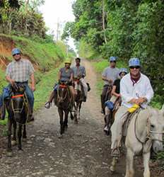 Tocori Waterfalls & Rancho Don Gilberto Horseback Ride