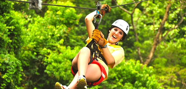 Canopy, Canyoning & Rappel Tours