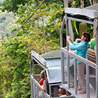 Veragua Rainforest Aerial Tram, Park, + The Original Canopy Tour